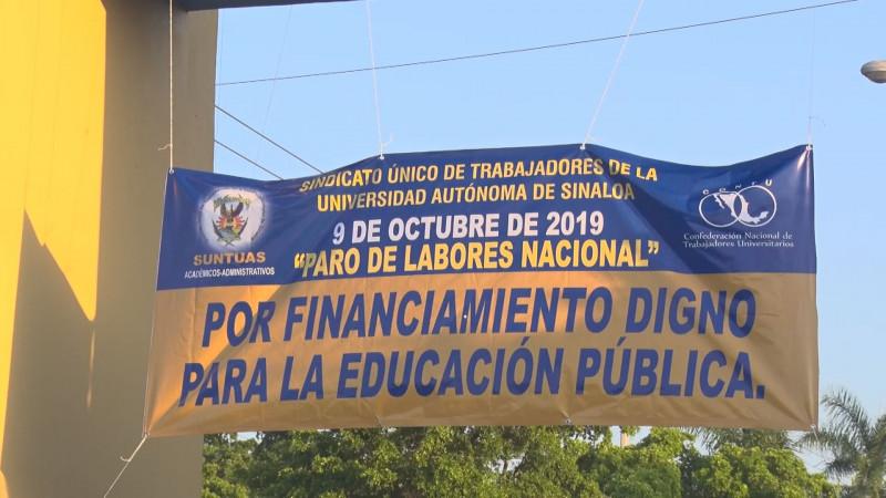 Paro Universitario no fue chantaje contra el Presidente López Obrador