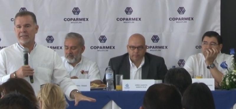 COPARMEX Mazatlán realiza Networking con el sector empresarial