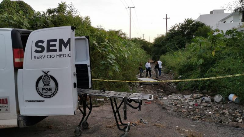 Encuentran a persona asesinada en Haciendas de Río
