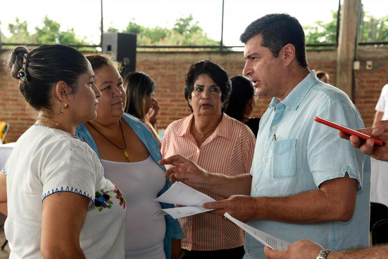 Lleva municipio brigada médica al Ejido Chihuahuita