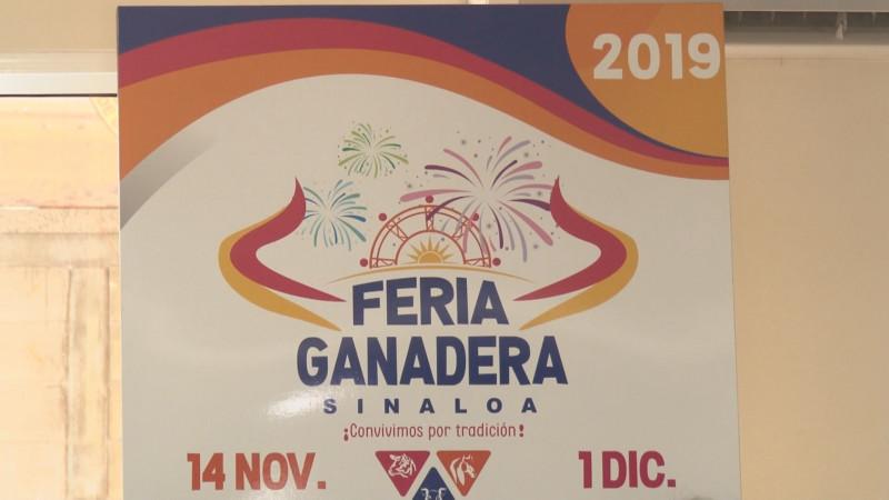 Anuncian la celebración de la Feria Ganadera 2019, del 14 de noviembre al 1 de diciembre