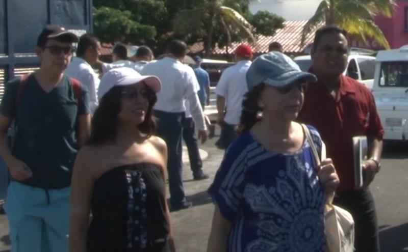Llega a Mazatlán el Norwegian Joy