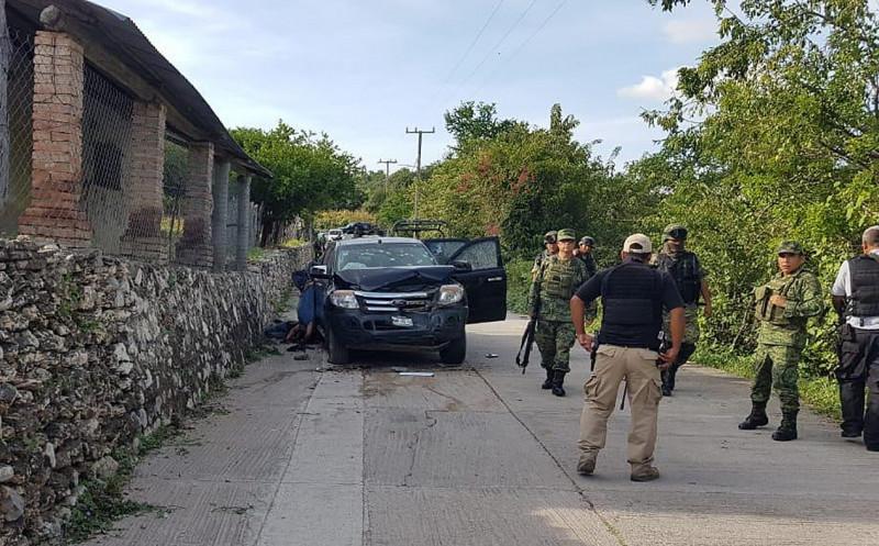 Balacera en Guerrero  15 muertos