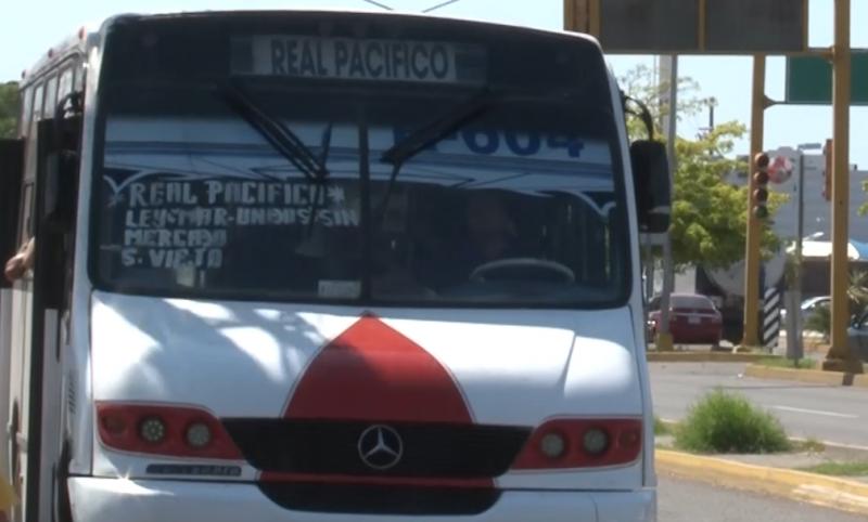 Anuncian nueva ruta de camión para la zona norte de Mazatlán