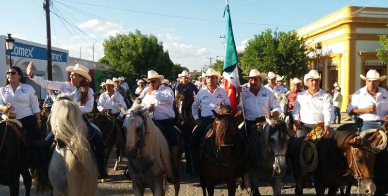 """Invitan a la cabalgata """"Río Fuerte 2019"""" será en beneficio del Centro de Equinoterapia"""