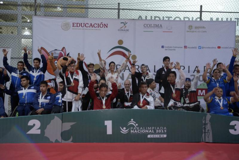 Para Atletismo cierra con 34 oros en la primera etapa para Sinaloa