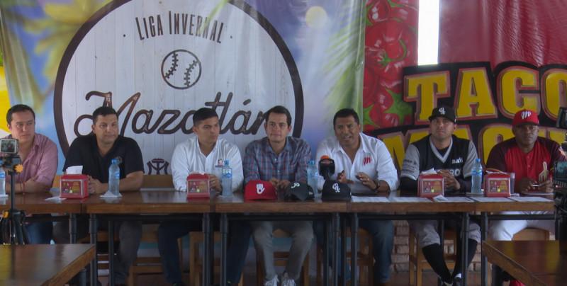 Anuncian Liga Invernal Mexicana de Béisbol