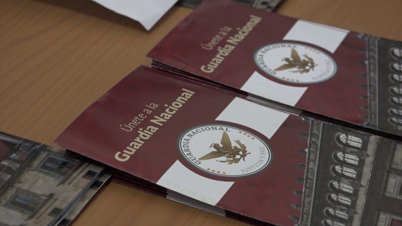 Abre convocatoria la Guardia Nacional en Sinaloa