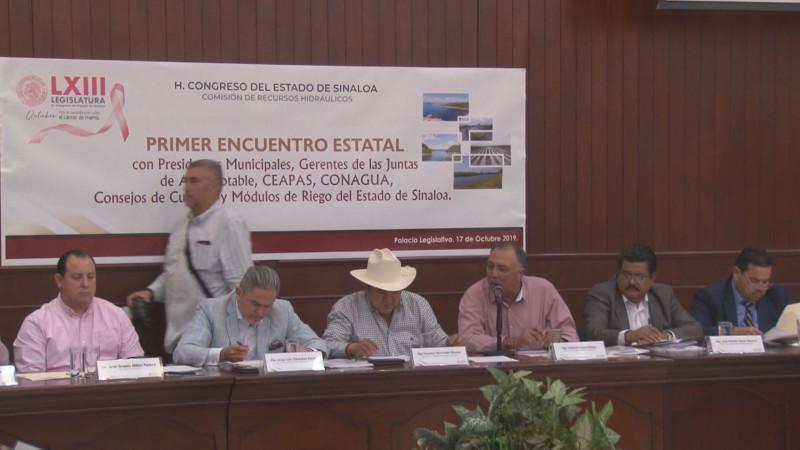 Las Juntas Municipales de Agua Potable están a punto de la quiebra financiera