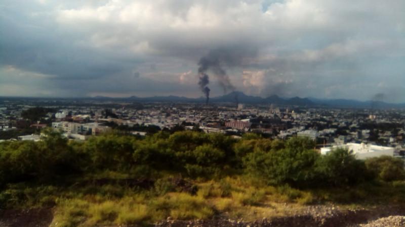 Balaceras desatan el pánico en Culiacán
