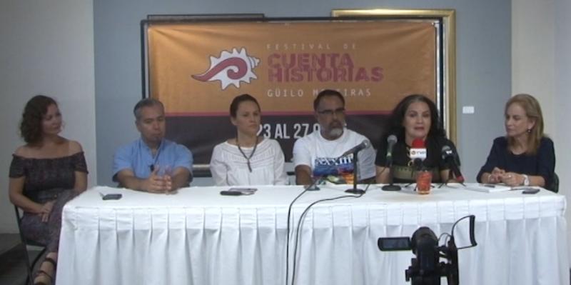 """Alista CULTURA Festival de Cuenta Historias y """"Gala Lírica Mexicana"""""""