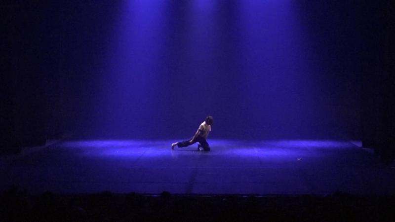 """Fiesta"" de danza contemporánea"