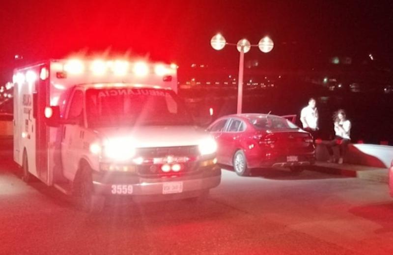 """Cuerpos de Auxilio se movilizan por búsqueda que resultó """"Falsa alarma"""""""