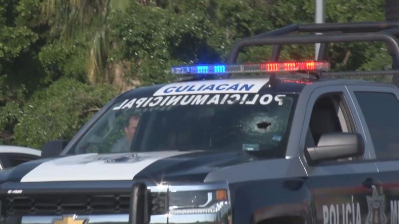 Policía Preventiva sí participó en los enfrentamientos del pasado jueves en Culiacán