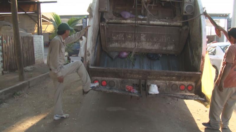 Prestaciones de trabajadores sindicalizados retrasan la recolección de la basura