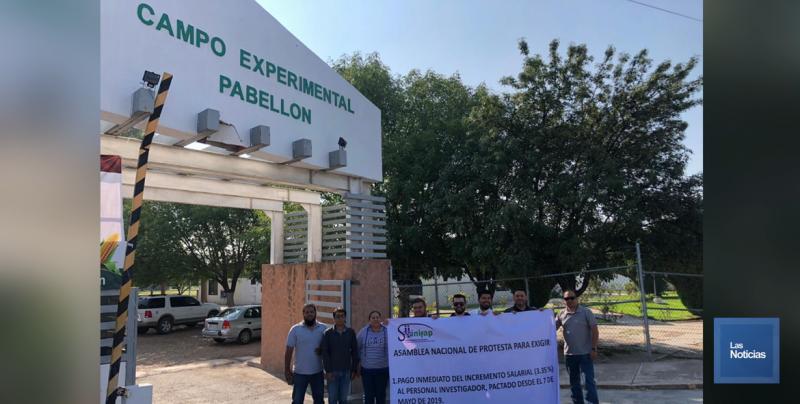 Investigadores del INIFAP emplazan a huelga para el 18 de noviembre; reciben parte del pago