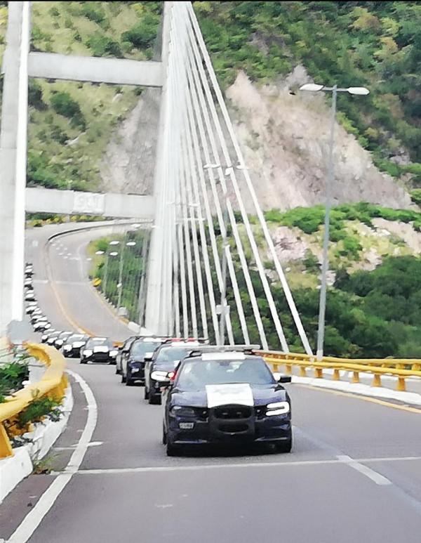 Refuerzan vigilancia en carreteras federales y de cuota
