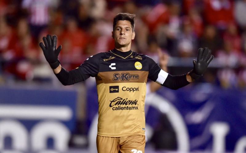 Gaspar Servio queda fuera de Dorados de Sinaloa