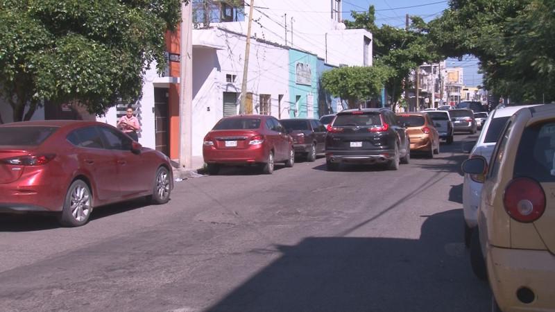 En pésimas condiciones la calle Carrasco entre Leyva Solano y Francisco Villa