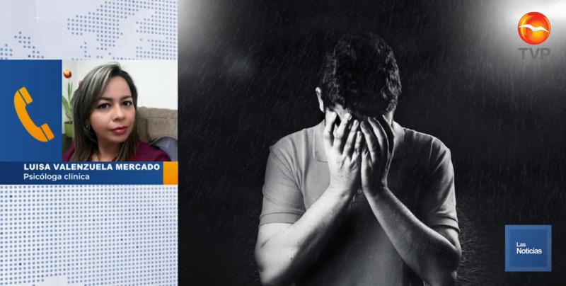 Acabar con su dolor es lo que grita un suicida: Psicóloga