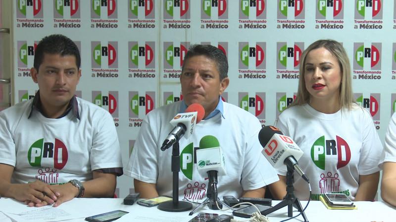 PRI lanza el programa UNIENDO FUERZAS