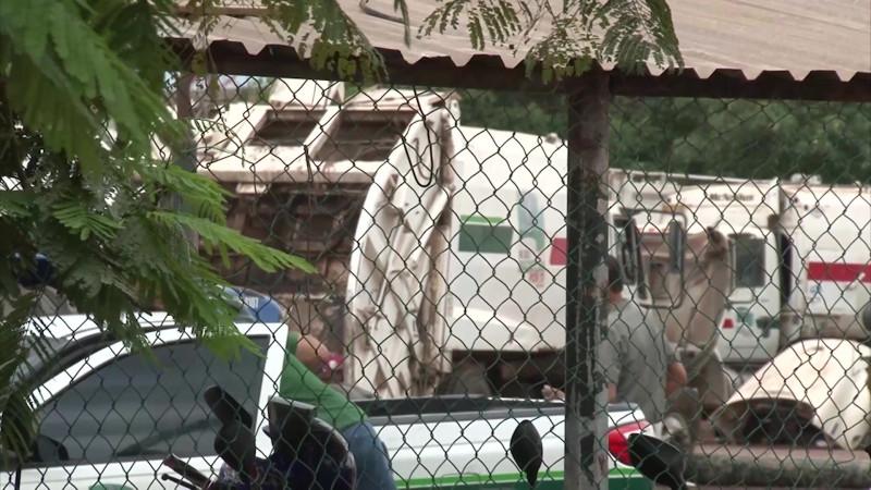 Cada día se descomponen tres recolectores de basura en Mazatlán