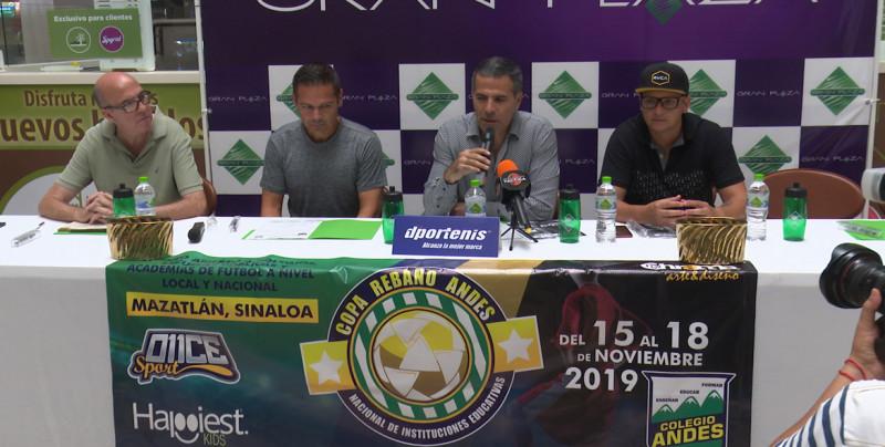 Copa Rebaño Andes se jugará en Mazatlán