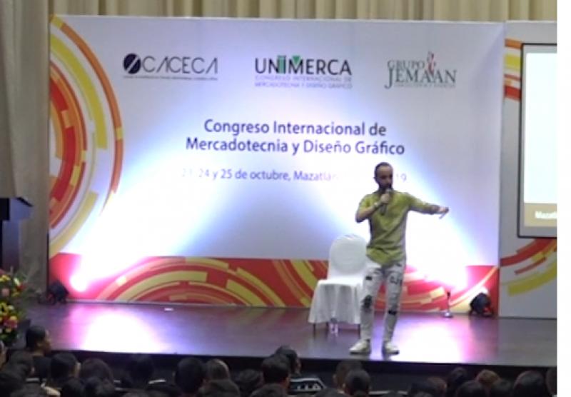Mazatlán es sede del 2do Congreso Internacional de Mercadotecnia, Diseño Gráfico y Comunicación