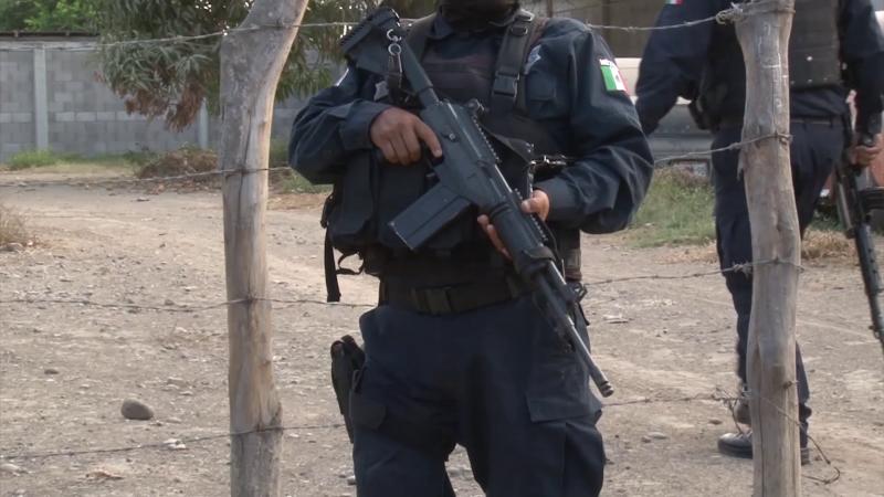 """La corporación de seguridad pública municipal de Mazatlán, """"no está bien"""": Rivas"""