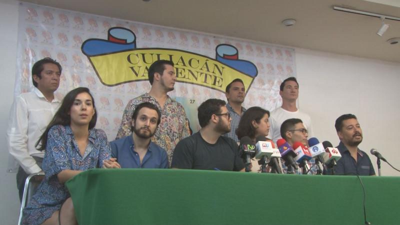 """Colectivo """"Culiacán Valiente"""" anuncia marcha por la paz"""
