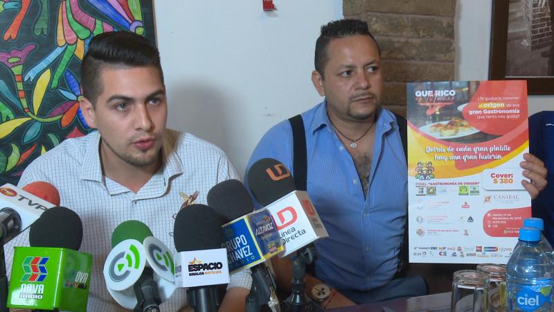"""Invita la CANIRAC al evento """"Qué rico es Mochis"""""""