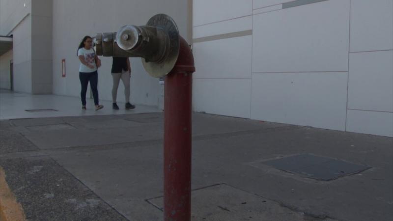 No todos los hidrantes funcionan en Mazatlán