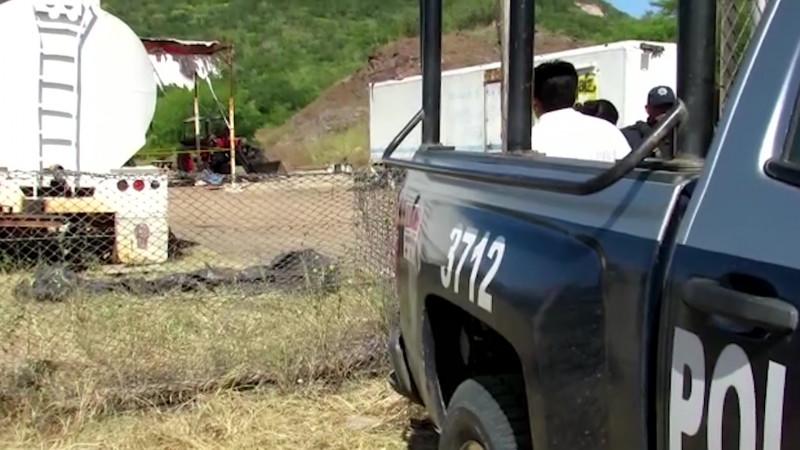Hallazgo mortal a la salida norte de Mazatlán