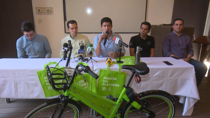 Llega bicicletas públicas a Los Mochis