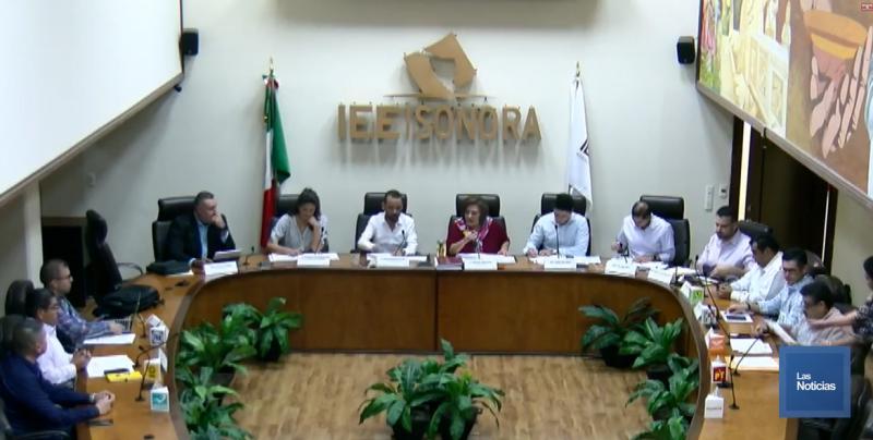 Aprueban anteproyecto de presupuesto de egresos 2020 para el IEE Sonora