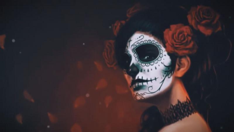 La catrina,  ícono de estas fecha en México
