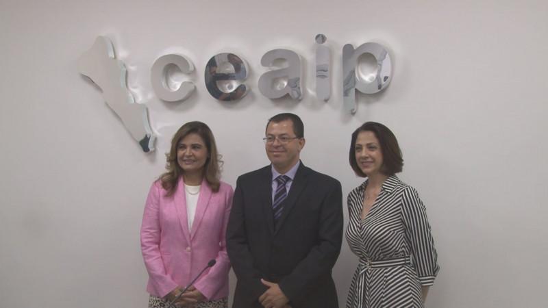 Asume José Alfredo Beltrán presidencia de CEAIP