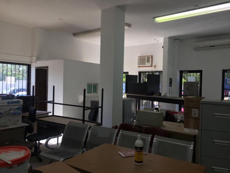 Remodelan oficinas de Vialidad y Transportes