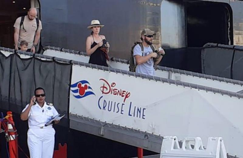 """Arriba por segunda vez a Mazatlán Crucero """"Disney Wonder"""""""