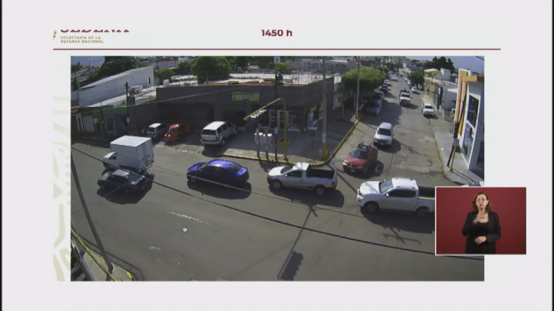 Defiende Graciela Domínguez informe presentado por ola de violencia en Culiacán