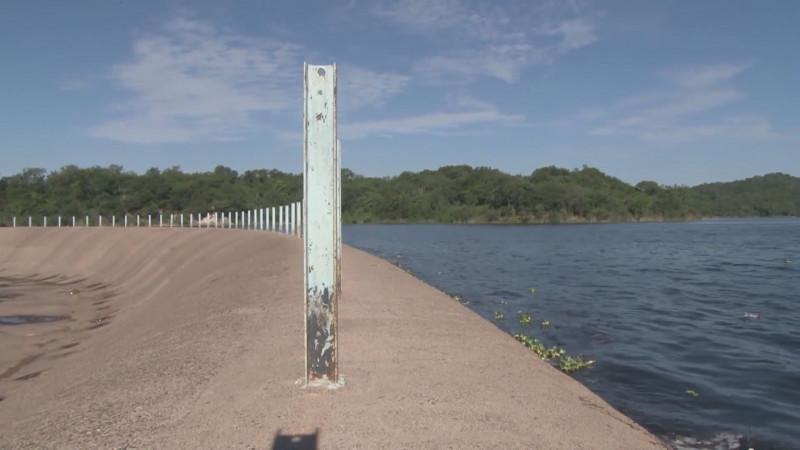 Inconformidad de comuneros mantiene detenidos los trabajos en la presa Santa María
