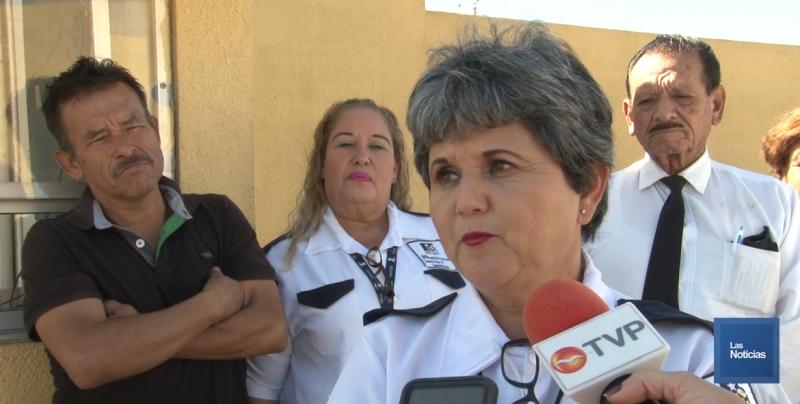 Sin pago permanecen 27 guardias del Hospital General de Ciudad Obregón
