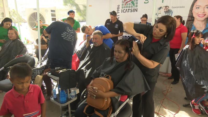 Realiza ICATSIN importantes acciones en la jornadas puro Sinaloa