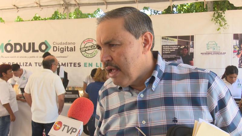 No hay obras detenidas en Ahome señala secretario de obras publicas
