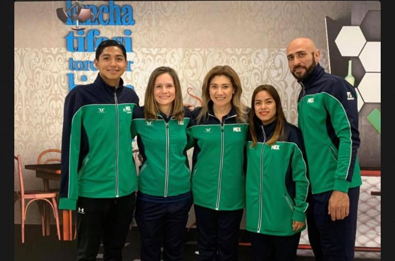 El sinaloense Juan Diego garcía viaja al Mundial de Para Taekwondo