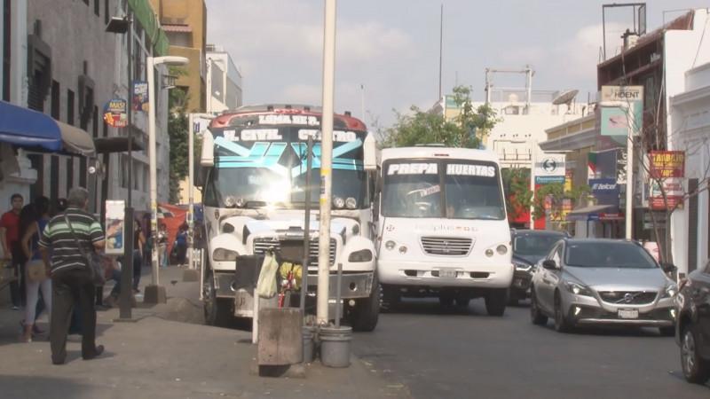 Transporte con cámaras evita asaltos y mejora el servicio