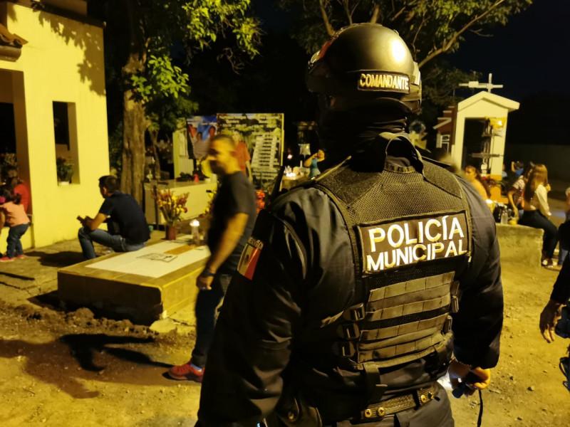 Reporta saldo blanco SSPyTM a pesar de homicidio en Alcoyonquí