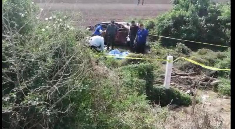 """Muere mujer en accidente automovilístico por la """"Benito Juárez"""""""