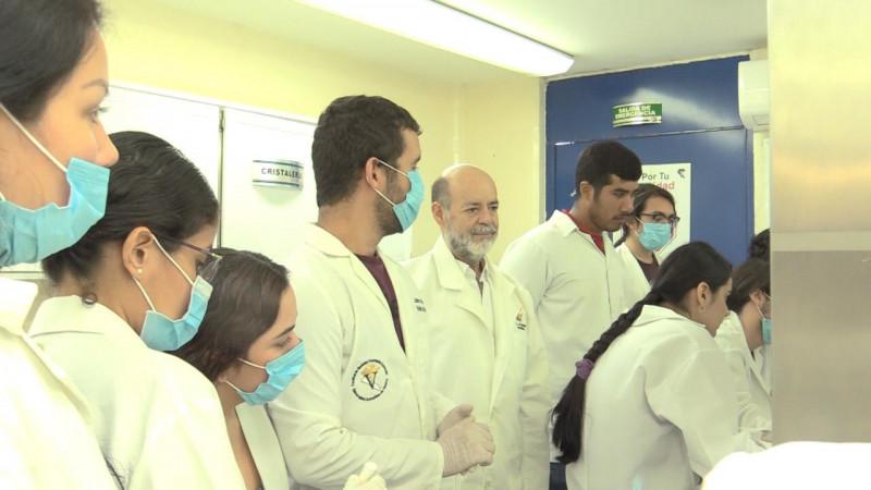 Obtienen Universitarios patente de sustancias que mejoran la producción de ovinos