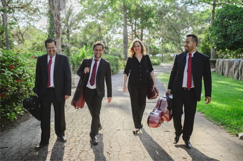 Lunes de Marqueto String Quartet